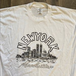 Vintage 90s NYC T-shirt
